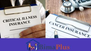 Difference between Critical Insurance and Cancer Insurance Policy